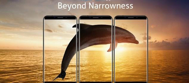 """Homtom S8: Smartphone 5.7"""" 18:9 dengan RAM 4GB Harga Murah 1"""