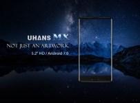 Uhans MX: Smartphone Tri-Bezel-Less Murah Cuma 1 Juta 5