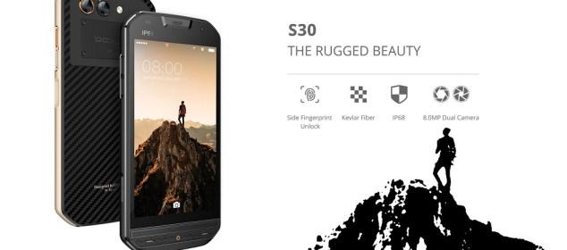 Doogee S30: Smartphone Rugged Keren, Kamera Ganda, Baterai 5580 mAh 5
