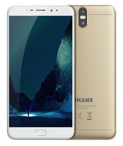 Uhans Max 2: Phablet Layar 6.44-inci, 4 Kamera dan RAM 4GB 5