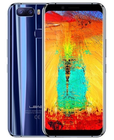 Leagoo S8 Pro: Phablet Flagship 6 inci dengan RAM 6GB 3