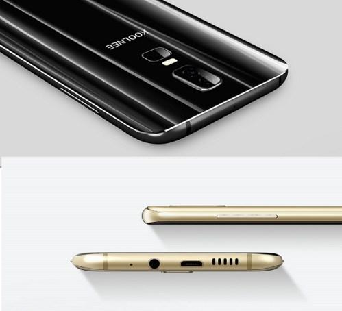 Koolnee K1: Phablet Murah dengan RAM 4GB, Layar 6 inci 18:9 dan Face ID 4