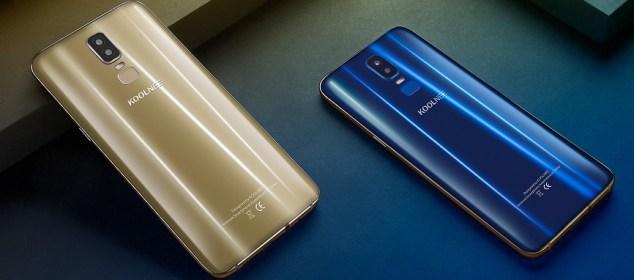 Koolnee K1: Phablet Murah dengan RAM 4GB, Layar 6 inci 18:9 dan Face ID 6