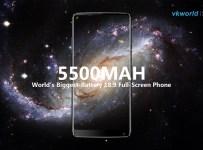 Vkworld S8: Phablet Lengkap dengan RAM 4GB, Face ID, Baterai 5500 mAh 1