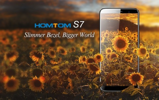 Homtom S7: Phablet Layar 18:9 RAM 3GB yang Berkilauan 1