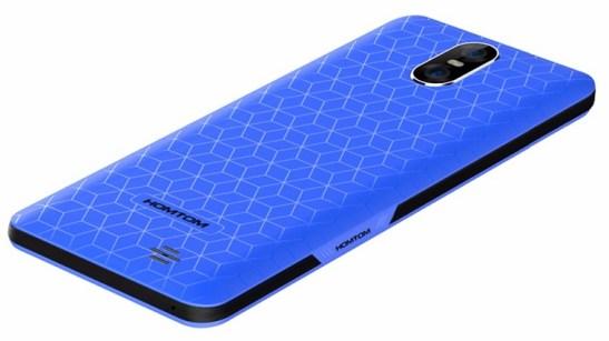 Homtom S12: Smartphone Stylish 650 Ribuan dengan Layar 5 inci 18:9 5
