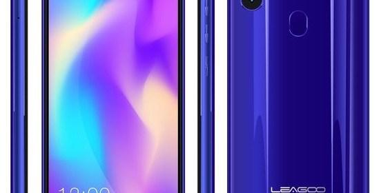Inilah Desain Final Leagoo S9: Siap Muncul di MWC 2018 1