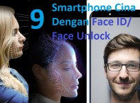 7 Smartphone Cina Terbaik dengan fitur Face ID/Face Unlock g