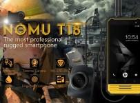 Nomu T18: Smartphone Rugged dengan Interkom dan NFC 1