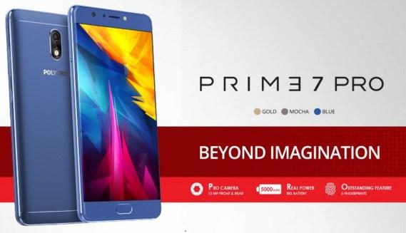Polytron Prime 7 Pro: Phablet Baterai 5000 mAh dengan RAM 3GB 1