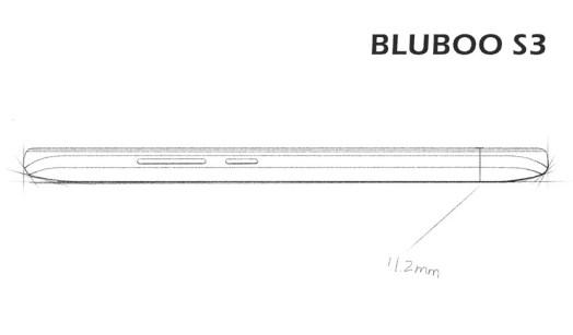 Tampilan Desain Bluboo S3: Baterai 8500 mAh dan Tetap Kompak 1