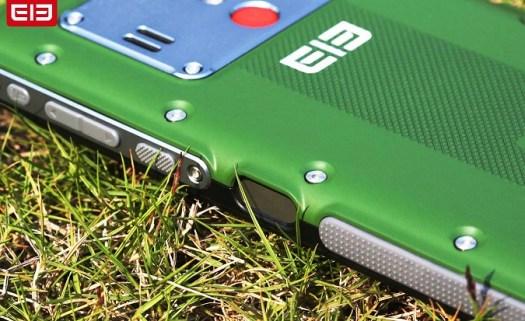 Segera Rilis!: Elephone Fighter Smartphone Rugged Layar 2K dan Kompas Fisik 3