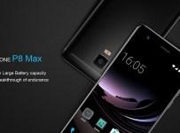 Elephone P8 Max: Phablet Tipis dengan RAM 4GB dan Baterai 5000 mAh 1