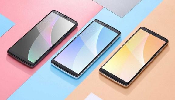 Blackview A20 dirilis dengan Layar 5.5 inci 18:9 dan Android Oreo Go 5