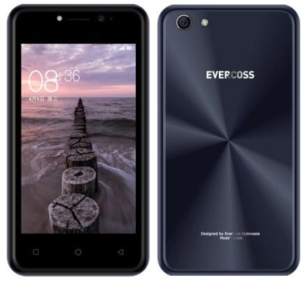 Evercoss R40K: Smartphone 4 inci, Android Nougat, Harga 500 Ribu 1