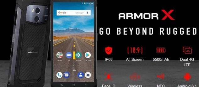 Ulefone Armor X: Smartphone Rugged Trendy dengan Fitur Lengkap 9