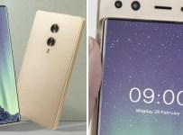 Purwarupa Doogee Mix 4: Smartphone Geser dengan Bezel-less 4 Sisi f