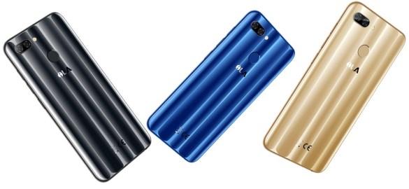 iLA Silk dirilis: Smartphone 5.7 inci dengan Snapdragon 430 dan Android 8.1 1