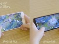 Uji Performa Vernee M6 dan Komparasi dengan iPhone 8 Plus 5
