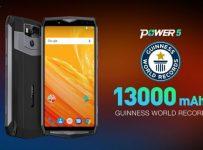 Unbox dan Hands-on Resmi Ulefone Power 5: Uji Baterai dan Fast Charging 1