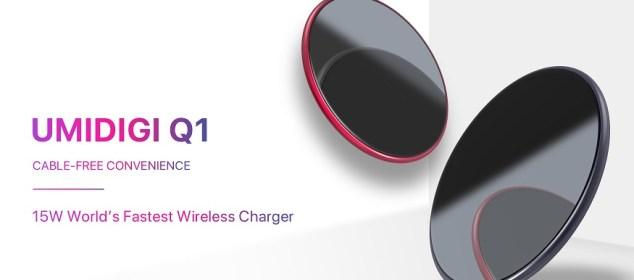 Umidigi Q1: Super Wireless Fast Charger Keren dengan Desain Premium 3