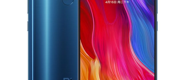 Xiaomi Mi 8: Snapdragon 845, ROM 256GB, Infrared Face ID 1