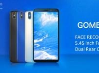 Gome C71 dirilis dengan RAM 3GB dan Face ID: Harga dan Spesifikasi 3