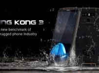 Cubot King Kong 3 dirilis: Rugged IP68 dengan Baterai 6000 mAh dan NFC 1