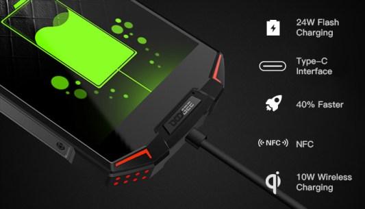Smartphone Rugged Gaming Doogee S70 siap Rilis, dan Doogee S90 disiapkan!! 3