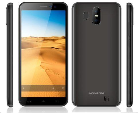 Homtom India Hadirkan 3 Smartphone Murah: Homtom H1, H3 dan H5 3