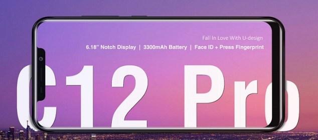 Oukitel C12 Pro dengan Layar Poni 6.18 inci: Harga dan Spesifikasi 7