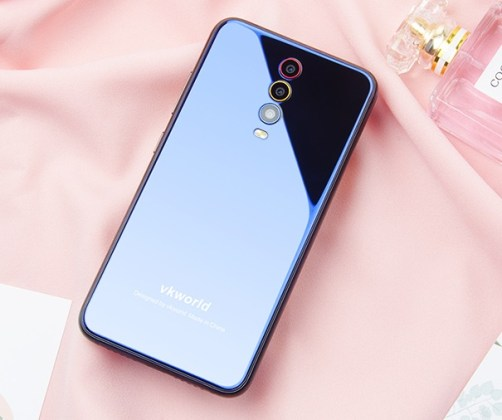 Vkworld K1 dirilis: dengan 3 Kamera Belakang, RAM 4GB, Wireless Charging 6