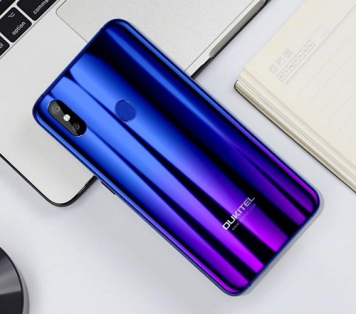 Cantiknya Warna Gradien Aurora di Oukitel U23: dengan Spek Mantap!! 3