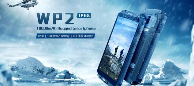 Oukitel WP2: Phablet Rugged IP68 dengan Baterai 10000 mAh dan NFC 7