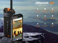 Ulefone Armor 3T dirilis dengan Fitur Walkie Talkie: Harga dan Spesifikasi 1