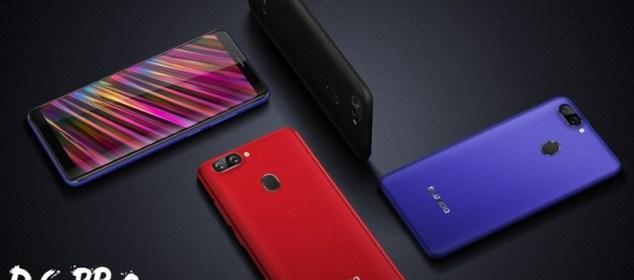 Bluboo D6 Pro dirilis dengan 4G LTE: Harga dan Spesifikasi 1