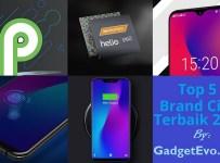 Inilah 5 Brand Smartphone Cina Terbaik 2018 versi GadgetEvo 1