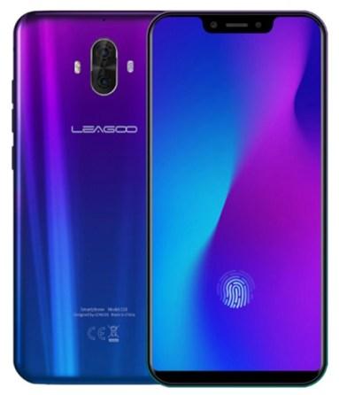 Leagoo S10: Dengan Fingerprint di Layar, Helio P60 dan RAM 6GB 1