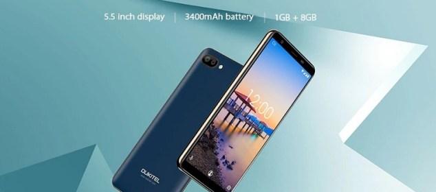Oukitel C10 dan Oukitel C11 dirilis: Smartphone 3G Spec Minimalis 1