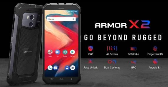Ulefone Armor X2: Smartphone Rugged Murah dengan NFC dan Baterai Besar 1
