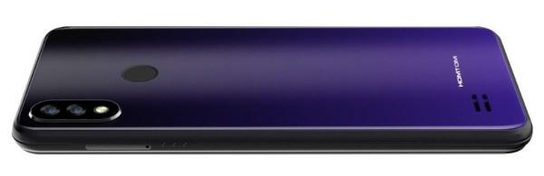 Homtom C8 dirilis: Smartphone 4G Termurah dengan Warna Gradien 4