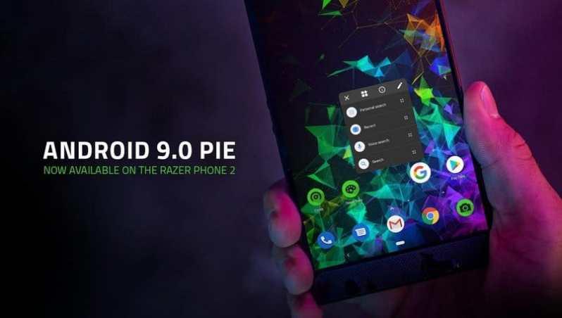 Update Razer Phone 2 Into Latest Version Software Update OTA