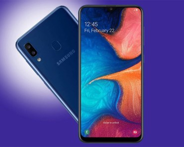 Fix Samsung Galaxy A20 Screen With Display Problem