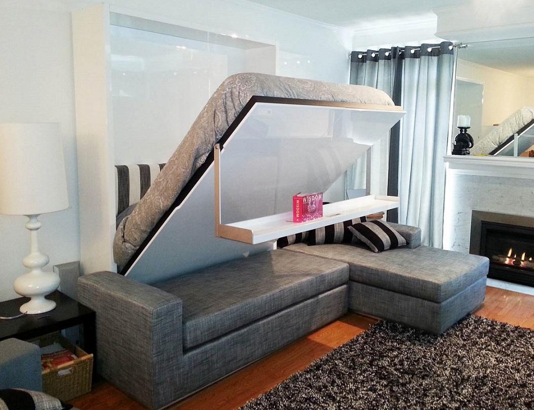 Float MurphySofa Sectional Wall Bed Gadget Flow