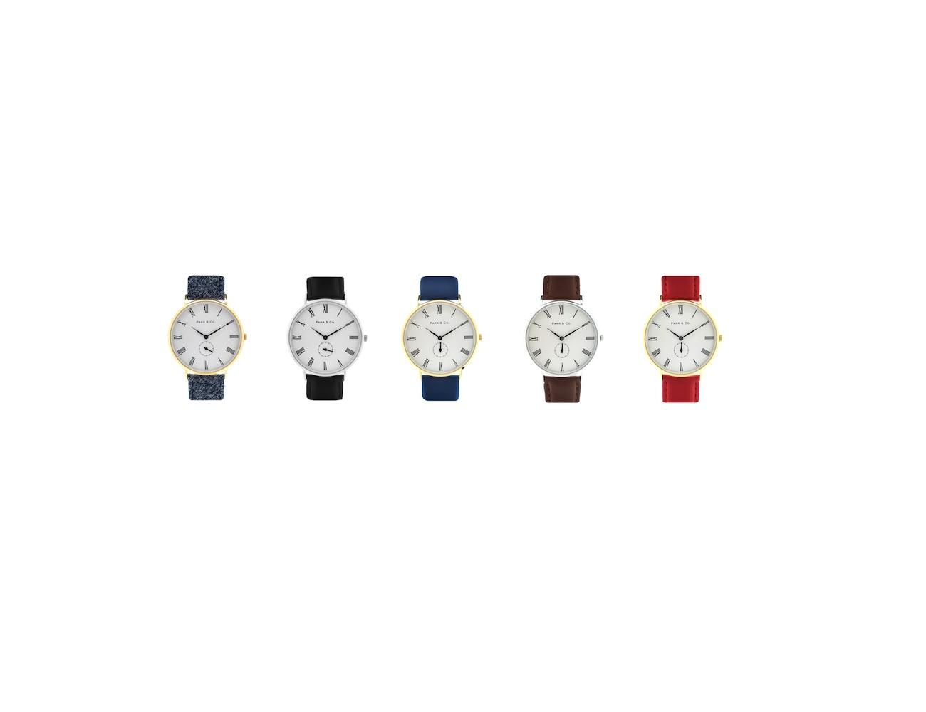 Parr Amp Co Watches