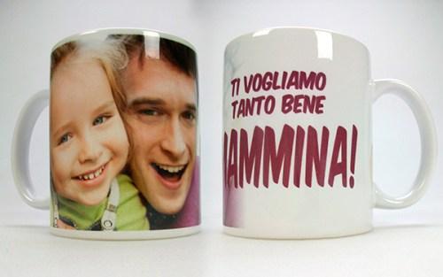 tazza personalizzata con foto