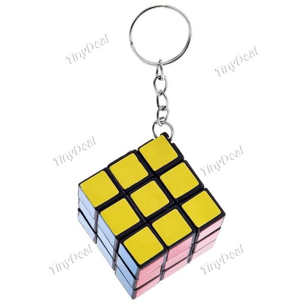 Magic Cube Schlüsselanhänger Galerie 2