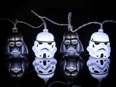 Star Wars Lichterkette Vorschau