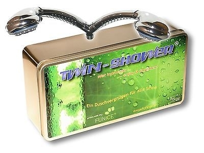Twin Shower Dusche Vorschau
