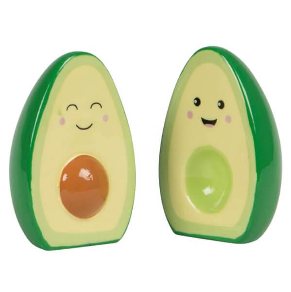 Avocado Salz und Pfeffer Streuer Vorschau